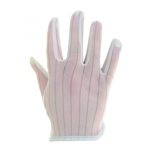 ESD PU Palm Striped Glove