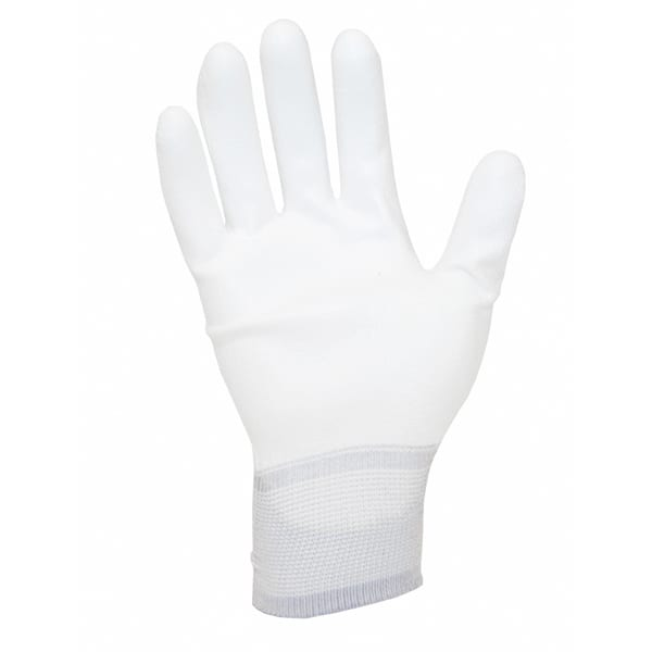 ESD PU Palm Gloves - Nylon