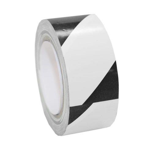 Hazard-Marking-Tape-white-black