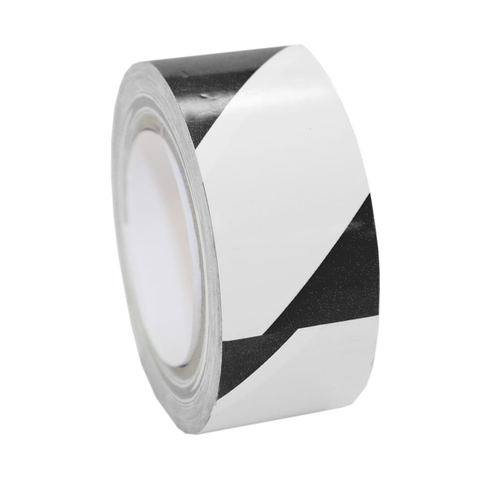 Hazard-Marking-Tape-white-black