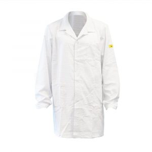 ESD Standard White Lab coat