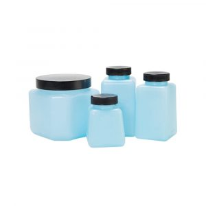 Storage bottle with lid