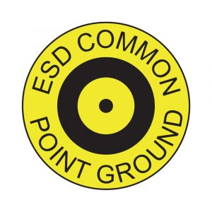 ESD Common Grounding Point