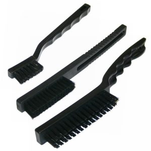 ESD Dissipative Brushes