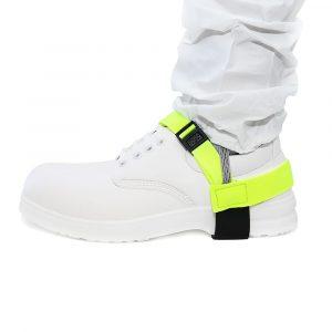 ESD Fluorescent Heel Strap