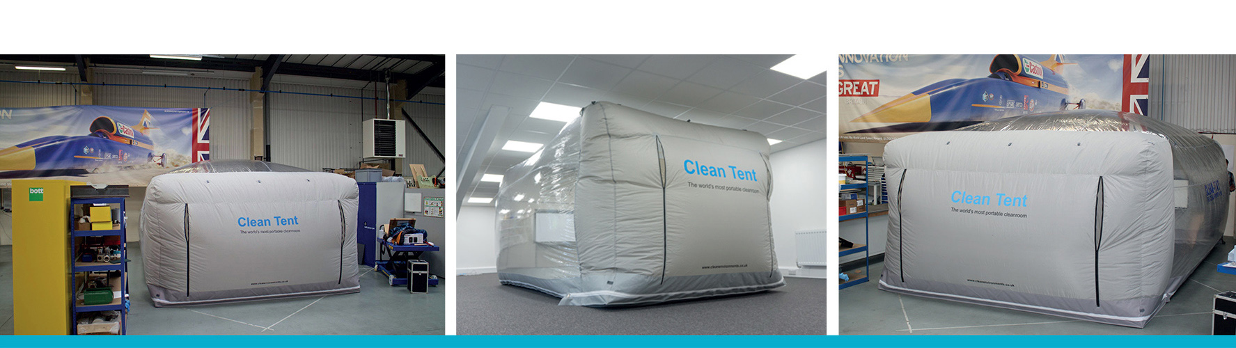 Antistat Portable Clean Room