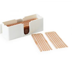 Bandolier Type Brass Shims