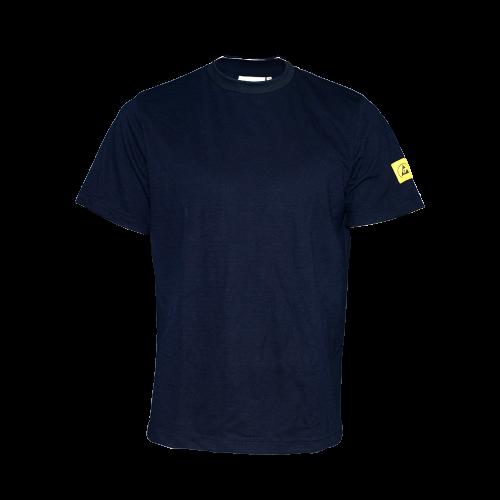 ESD T-shirt Navy blue